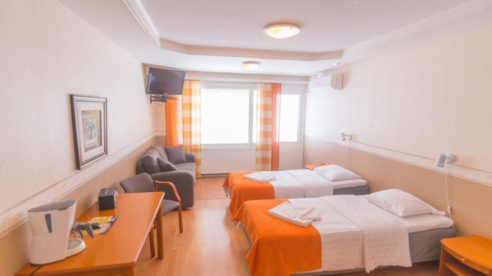 huoneistohotelli Jääskän loman huone kauhavalla
