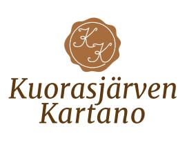 kuorasjärven kartano logo