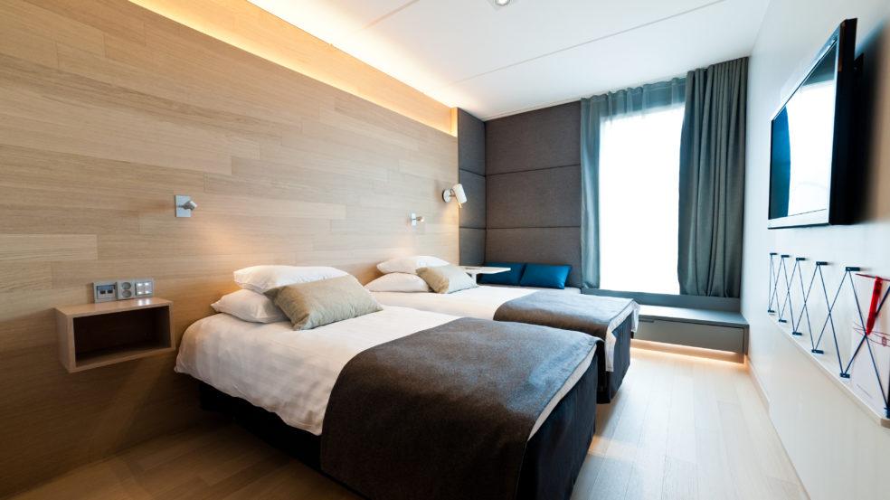 Original Sokos Hotel Lakeus Standard twin -tason huone