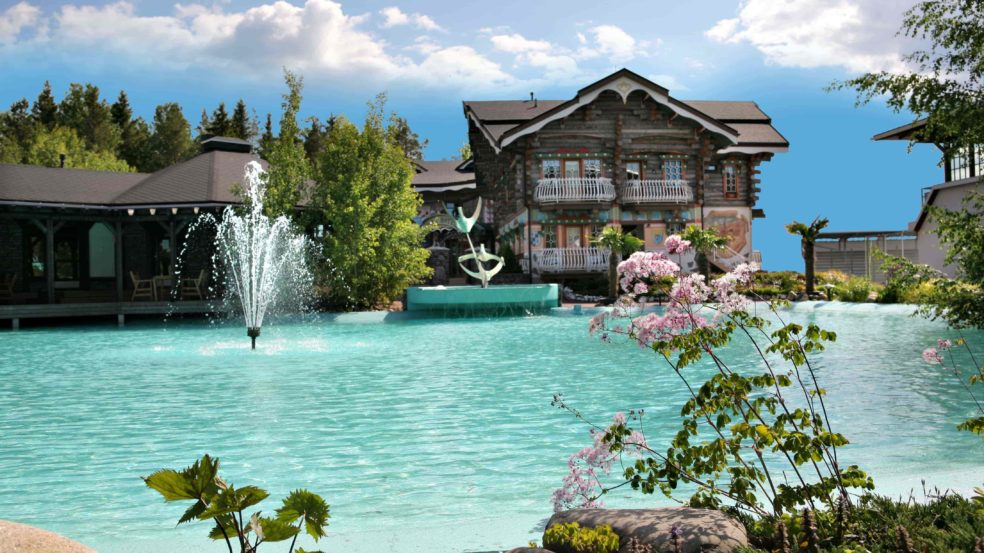 Park Hotel Härmän hotelli ja uima-allas