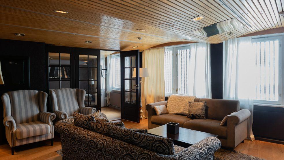 hotel sorsanpesä kaunis suite huone