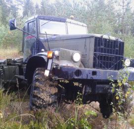 Kratz Maastoautoilua Botniaringillä