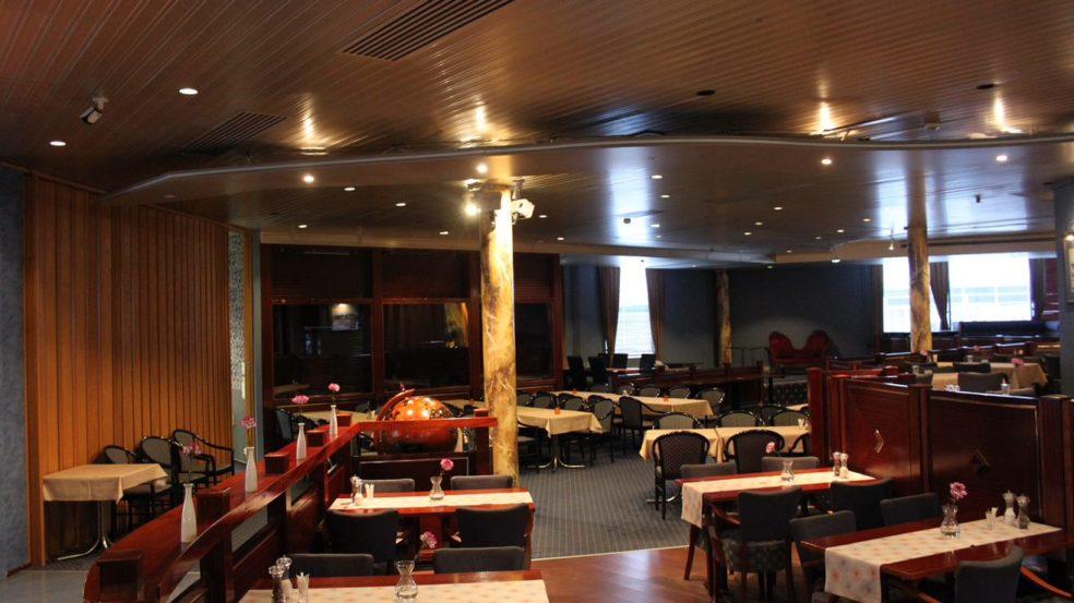 hotelli fooninki ravintolasali