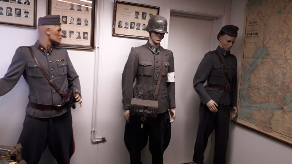 Kuninkaantupa Soini uniformut