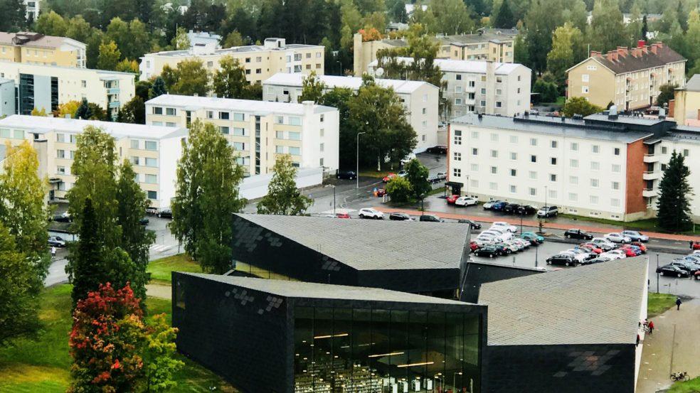 Seinäjoen Apila kirjasto