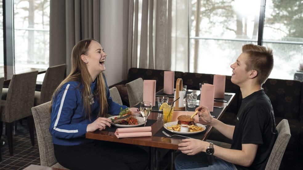 Kuortaneen Urheiluopisto Ravintola Aalto