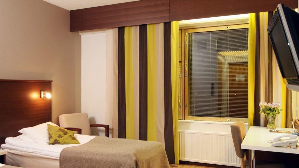 Hotel Kurikan kahden hengen huone