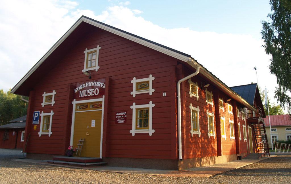Koskenkorvan Trahteeri ja Koskenkorva museo