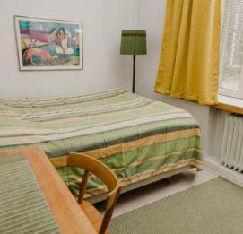 Tehtaanjohtajan talo_makuuhuone1