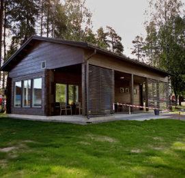Seinäjoen Leirintäalue Saunamökki