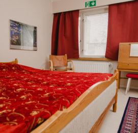 Tehtaanjohtajan talo majoitus, huone
