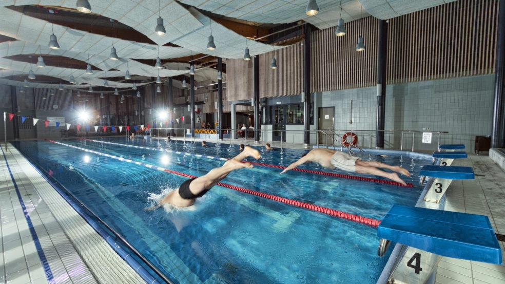 härmän kylpylän kuntoallas kuntoileville uimareille