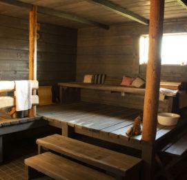Olo Tilan Sauna