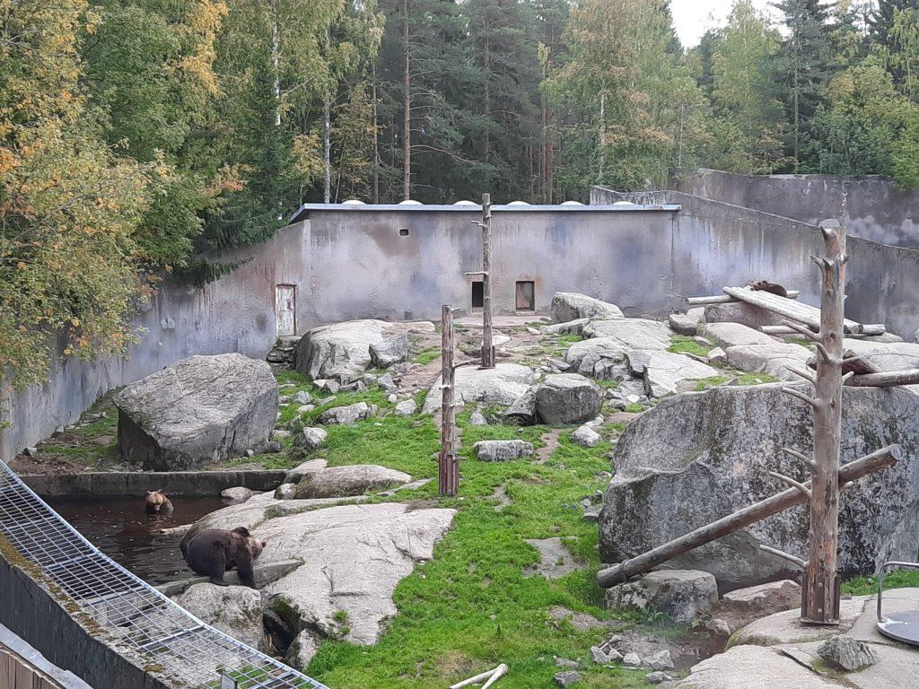 Villa Ursus Ähtärissä.