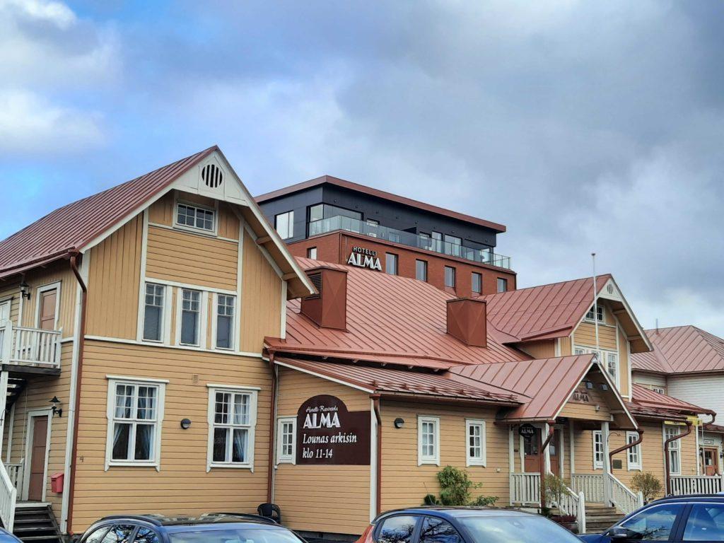 Hotelli Alma