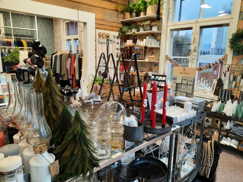 Fiini Lifestyle Shop, Isokyrö