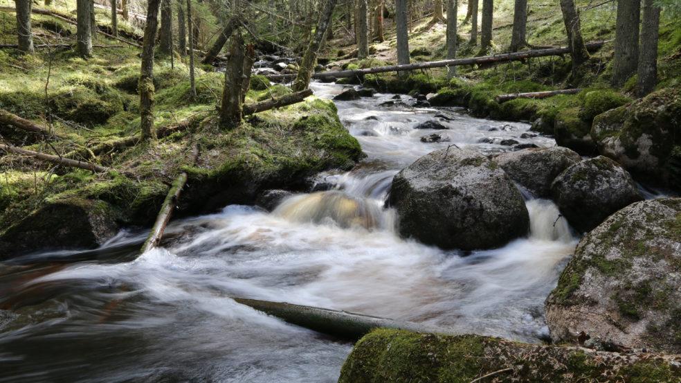 Lauhanvuori - Hämeenkangas UNESCO Global Geopark visit lakeus katikankanjoni koski